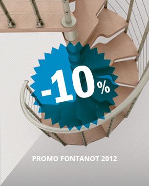 In occasione degli eventi 2:Easy, Fontanot regala a tutti partecipanti il 10% di sconto sui suoi prodotti nei punti vendita Leroy Merlin di Lissone e Porta di Roma.